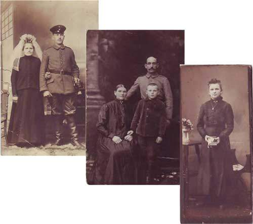 Research for ancestors from Germany